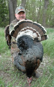 Merriam's Spring Turkey Hunt - 855-473-2875