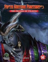 5E Adventure Review: The Pillars of Pelagia – Merric's Musings