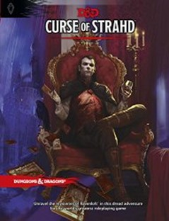 Creating a Curse of Strahd Character – Merric's Musings