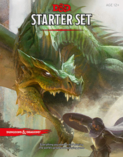 What to play after finishing the D&D Starter Set – Merric's