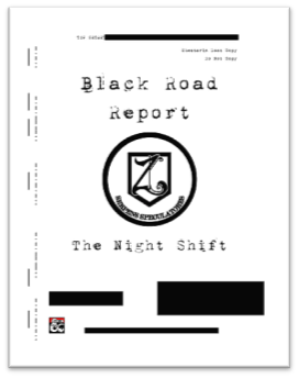 5E Supplement Review: Black Road Report: The Night Shift