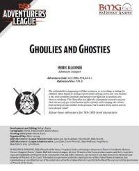 Ghoulies & Ghosties