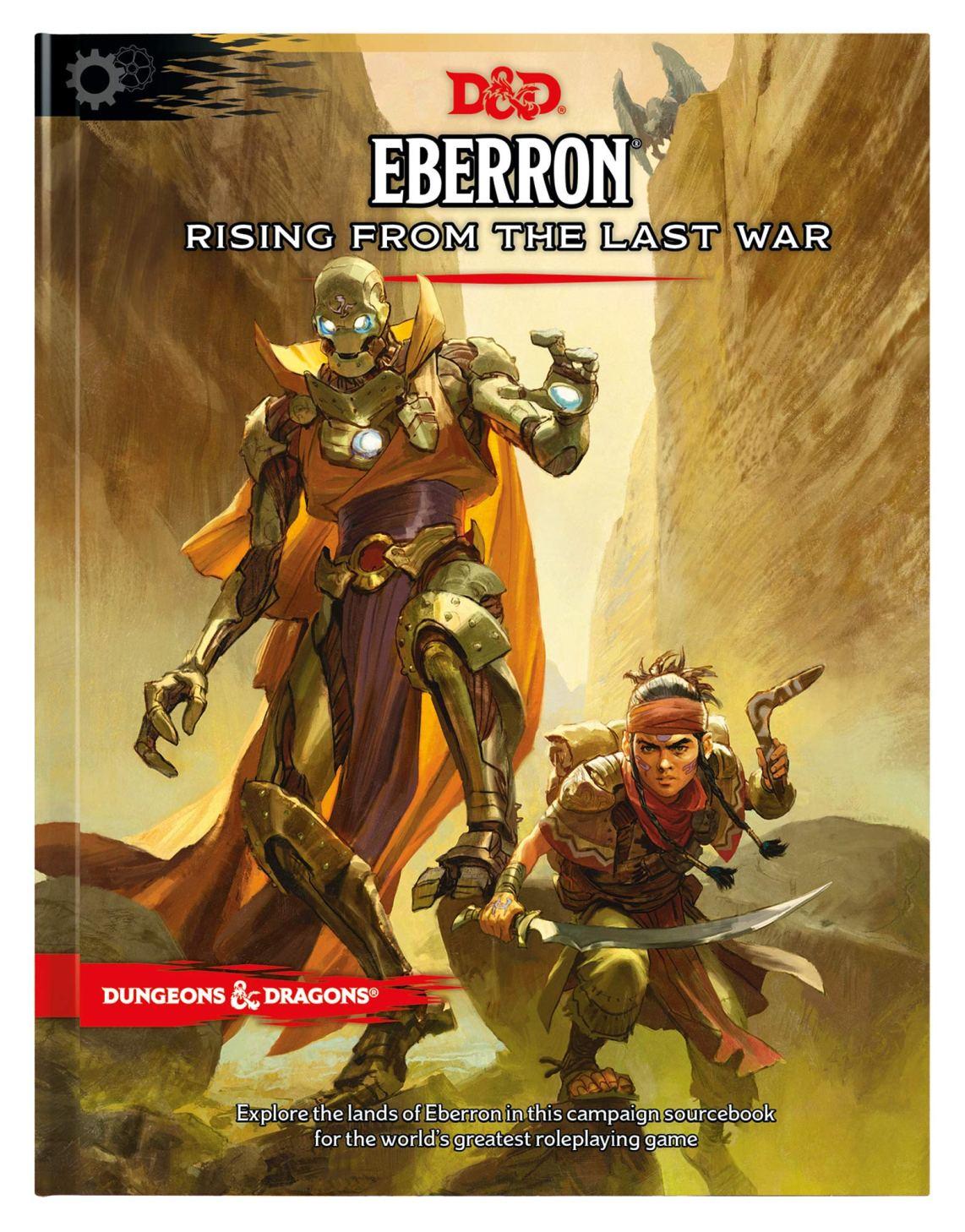 Eberron Rising