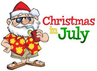 Christmas in July Vending Fair