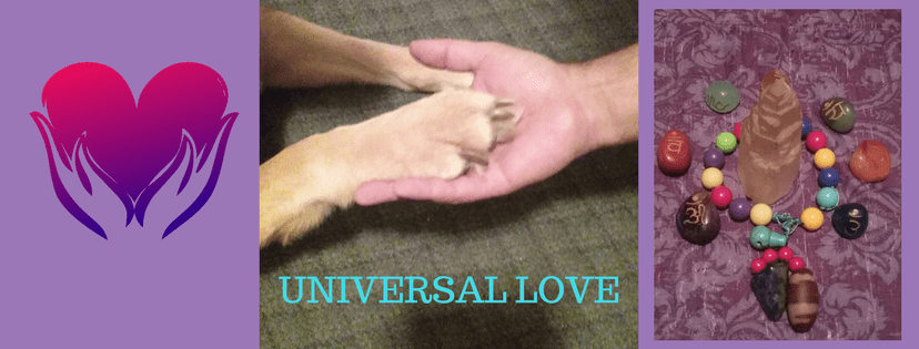 Unity of the blessed paws