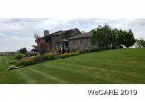 1217 WILLOW RIDGE LANE, Van Wert, Ohio 45891, 4 Bedrooms Bedrooms, 16 Rooms Rooms,5 BathroomsBathrooms,Residential,For Sale,WILLOW RIDGE LANE,113719