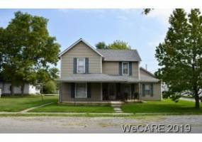 535 MAIN ST., N., ADA, Ohio 45810, ,Multifamily,For Sale,MAIN ST., N.,113775