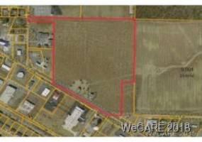 4500 ELIDA ROAD, Lima, Ohio 45805, ,Land,For Sale,ELIDA ROAD,110232
