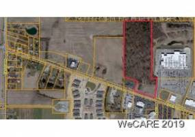 0 ALLENTOWN RD., LIMA, Ohio 45805, ,Commercial-industrial,For Sale,ALLENTOWN RD.,114327