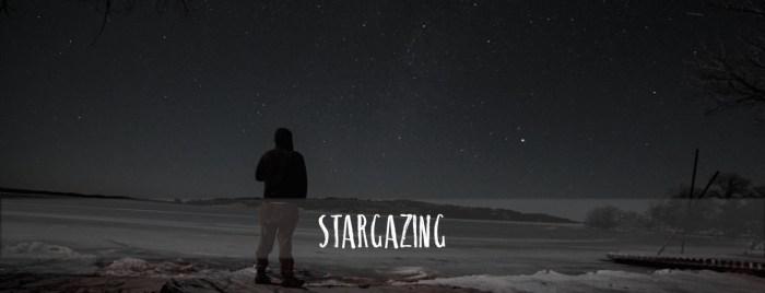 Stargazing at Merritt