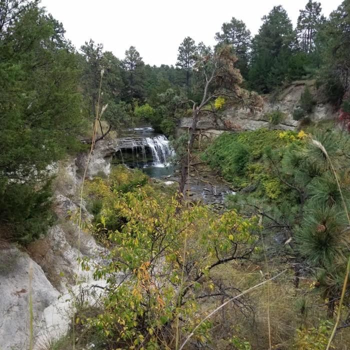 Merritt Reservoir Nearby Attractions - Snake Falls