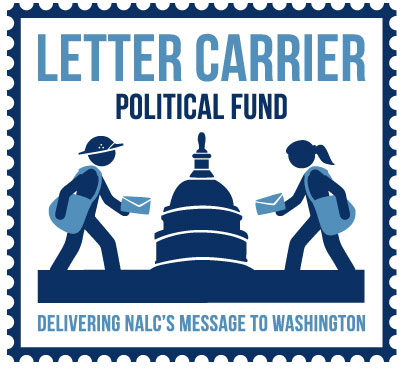 Letter Carrier Political Fund Logo