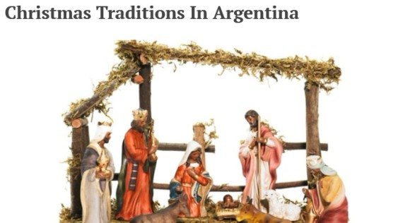 Merry Christmas in Argentina