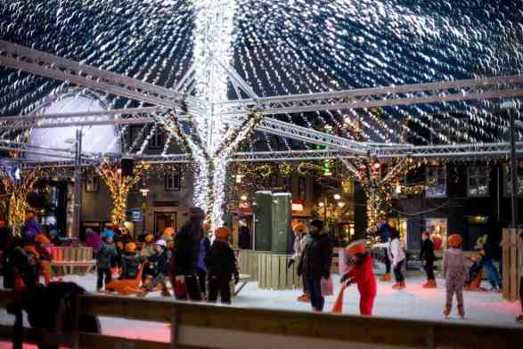 Christmas Celebration in the Icelandis the high point of the holiday season