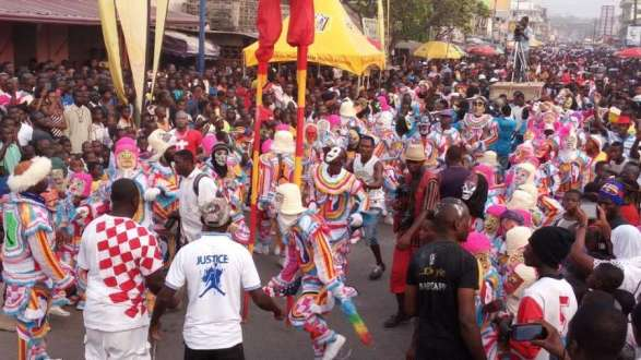Exclusive Christmas Traditions in the Ghana