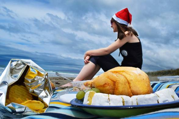 Merry Christmas In New Zealand
