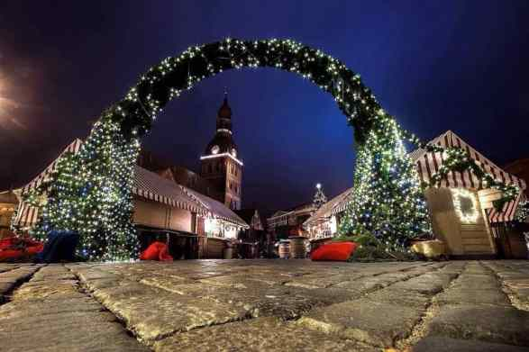 How to Celebrate Christmas in Latvia