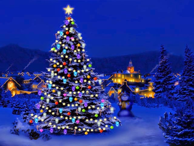 Animated Christmas Wallpapers 2015 For Your PC Laptop Or