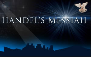 Handel's Messiah with Bethlehem and Dove
