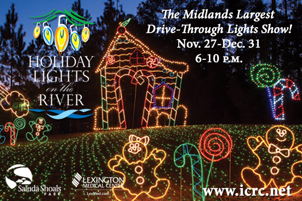 Saluda Christmas Craft Show 2020 Christmas Lights! in Columbia and the Midlands – Merry Christmas