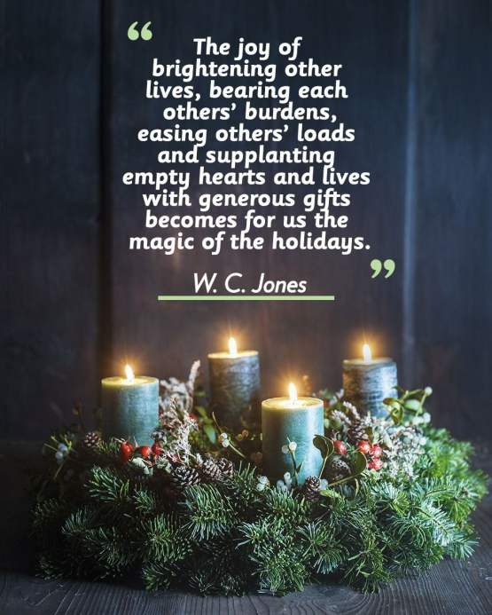 Merry Christmas Inspirational Quotes For Friends And Family Merrychristmasmemes Com