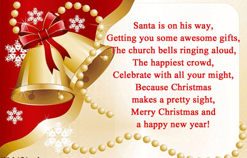 Short Christmas Poems For Church.Heart Touching Merry Christmas Poems 2019 For Friends