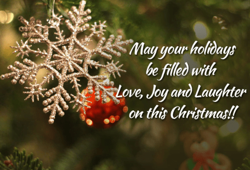 christmas greetingsmessages in images