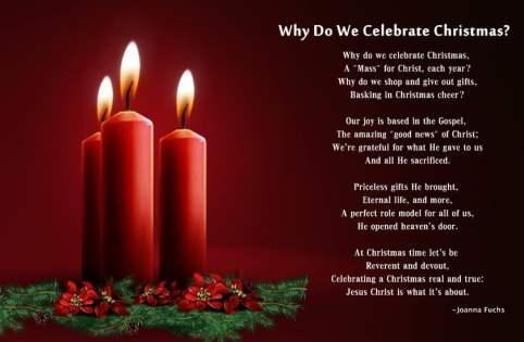 christmas religious poetry
