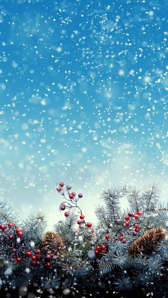 christmas wallpaper for iphone 6
