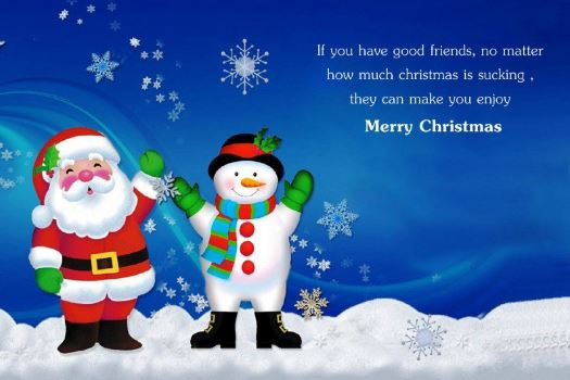 Merry Christmas Wishes 2018 For Friends, Family, & WhatsApp Status ...