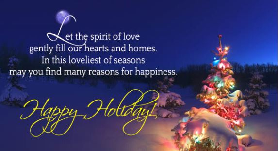 Christmas Greetings For Images