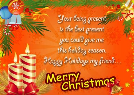 Christmas Greetings For Messages