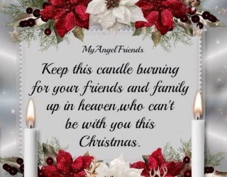 Merry Christmas Greetings For Facebook