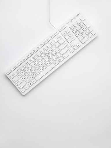white-keyboard-hd