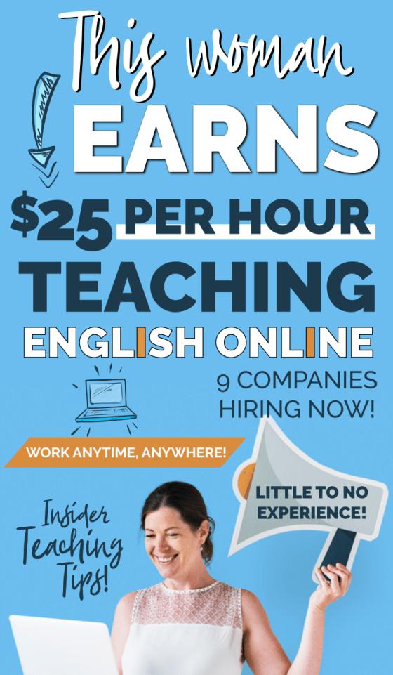 teaching english online, ESL teacher online, make money teaching english from home, work from home jobs, stay at home mom jobs2