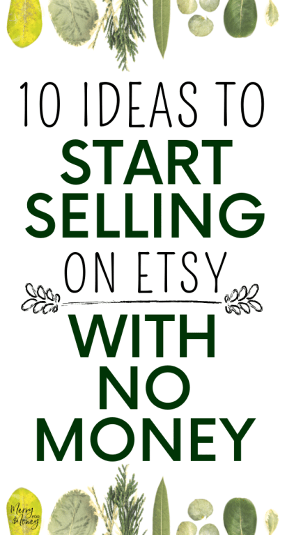 Etsy, How to start selling on etsy, products, ideas, handmade, vintage, pricing, tips, what, printables, small businesses, things, DIY, items, crafts, website, extra cash, inspiration, online business