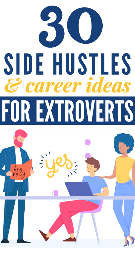 side hustle, career ideas, for extroverts, extrovert vs introvert, traits, what is an, tips, things, being an, friend, pin, types, signs, activities, enfp, entj, enfj, entp, articles, mbti, ide