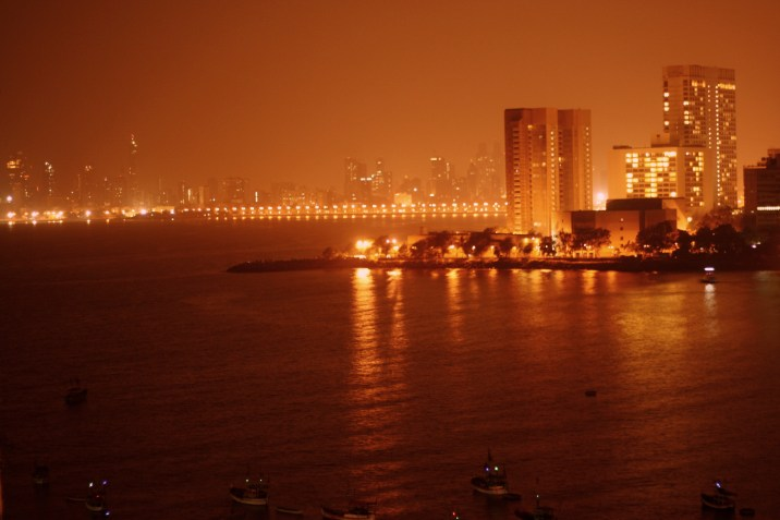 by the bay, in bombay