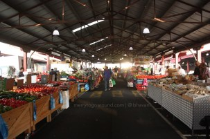 Queen Victoria market - a market by another name would be as vibrant!