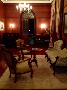Inside the Chateau