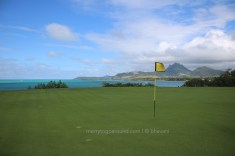 Look at this backdrop. I'll pick up golf if I can play at courses like this!