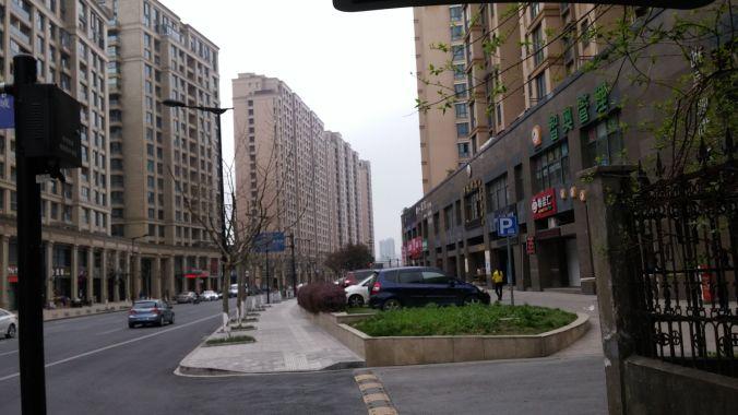 Street view in Hangzhou