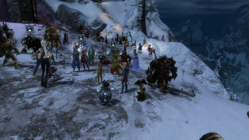 Alone together in Guild Wars 2