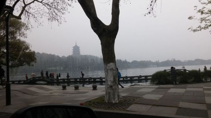 Westlake and the Leifeng Pagoda
