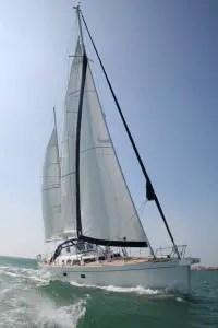 Alubat 58 en navigation