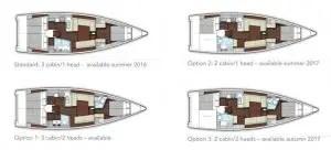 x4 plan interieur