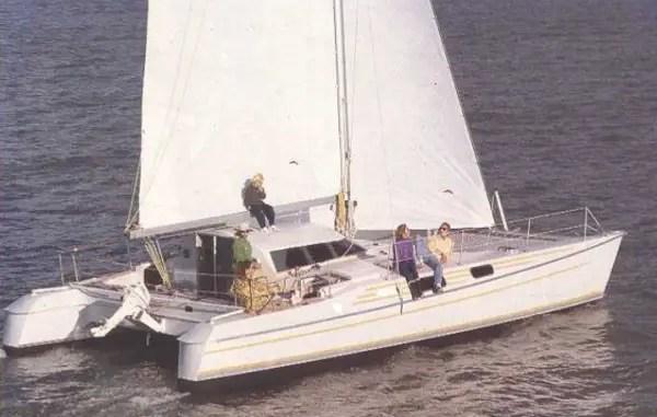 catamaran louisiane