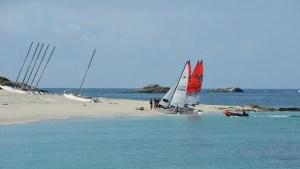 catamarans aux glénan