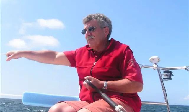 skipper voilier