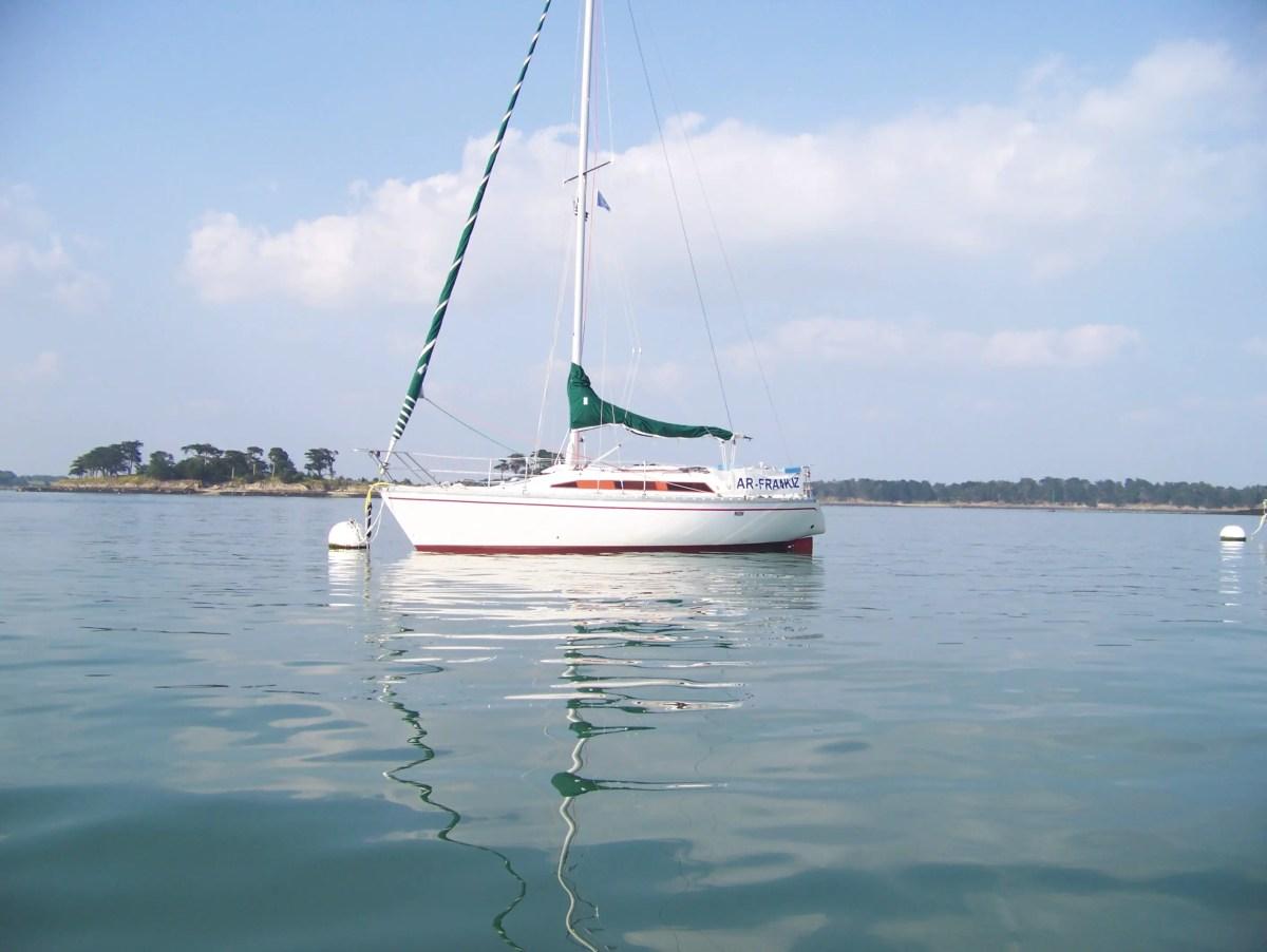 10 voiliers de 9 à 10 mètres d'occasion pour moins de 25000 euros